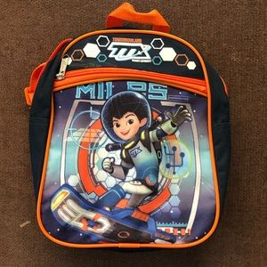 Kids Mini Disney Miles From Tomorrowland Back Pack